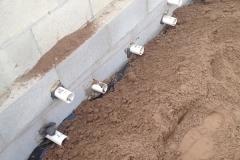 Plumbing under Pool Shell