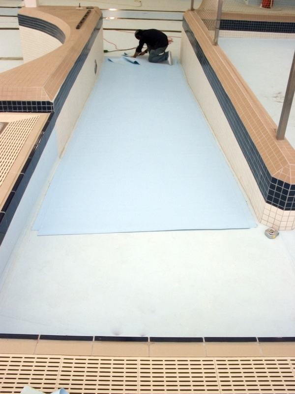 Swimming Pool Repairs - Concrete - Fibreglass - Vinyl Liners - Spas www.swimmingpoolsherveybay.com.au